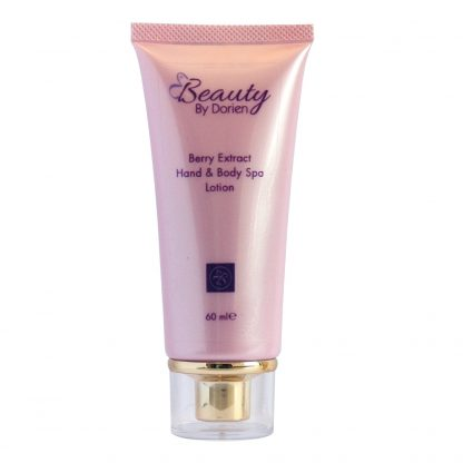 Handcrème & Body Lotion met Berry Extract Beauty By Dorien