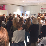 Gold Collagen Booster Gel workshop Dorien bij JK