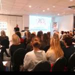 Gold Collagen Booster Gel workshop Dorien JK-Nederland